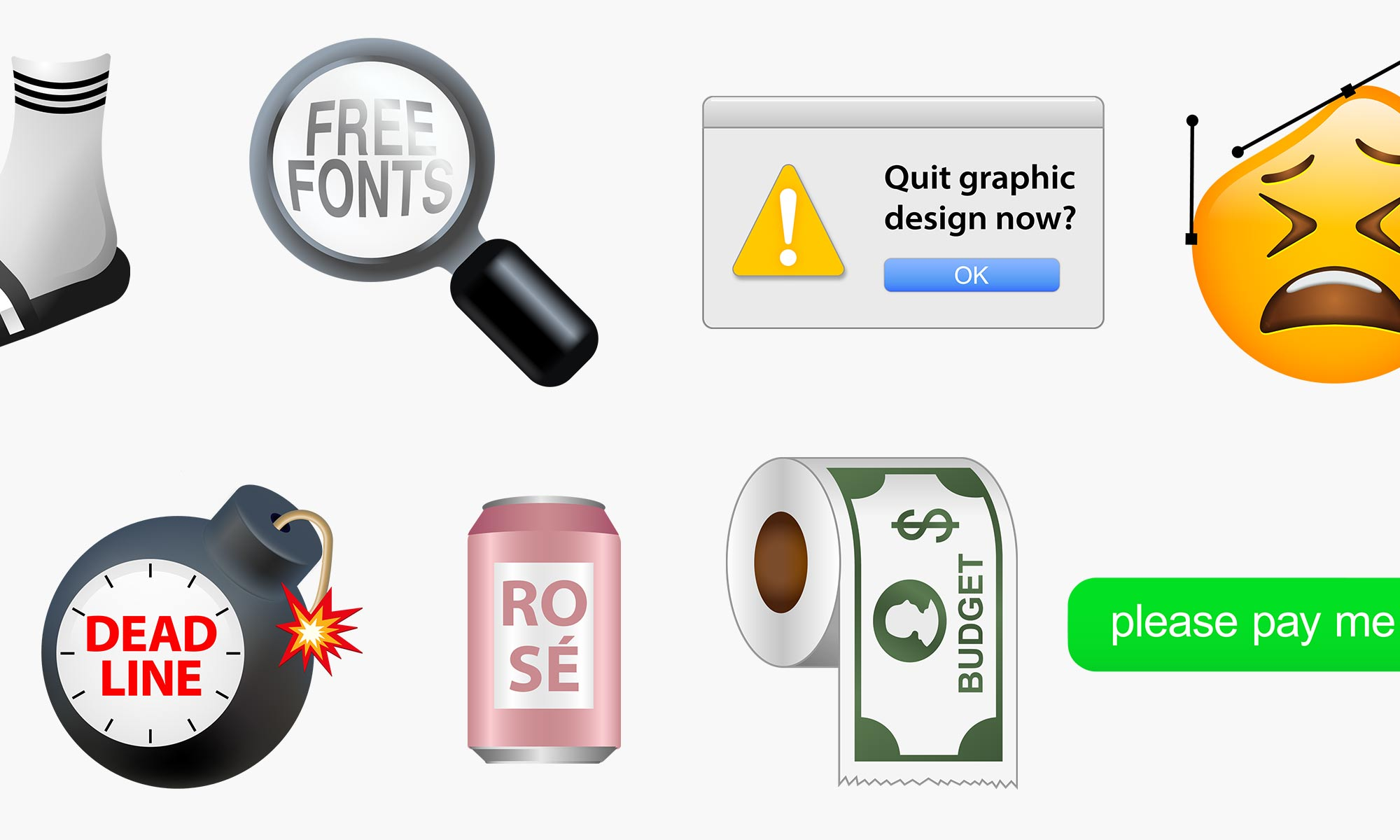 Designer-Emojis