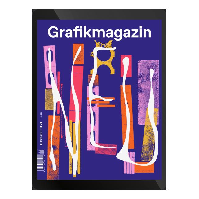 Grafikmagazin 01.21 (Digital)