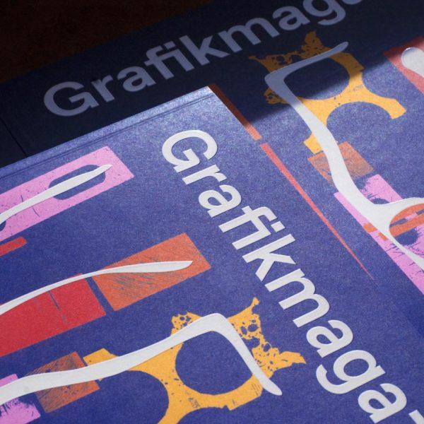 Grafikmagazin 01.21 Cover