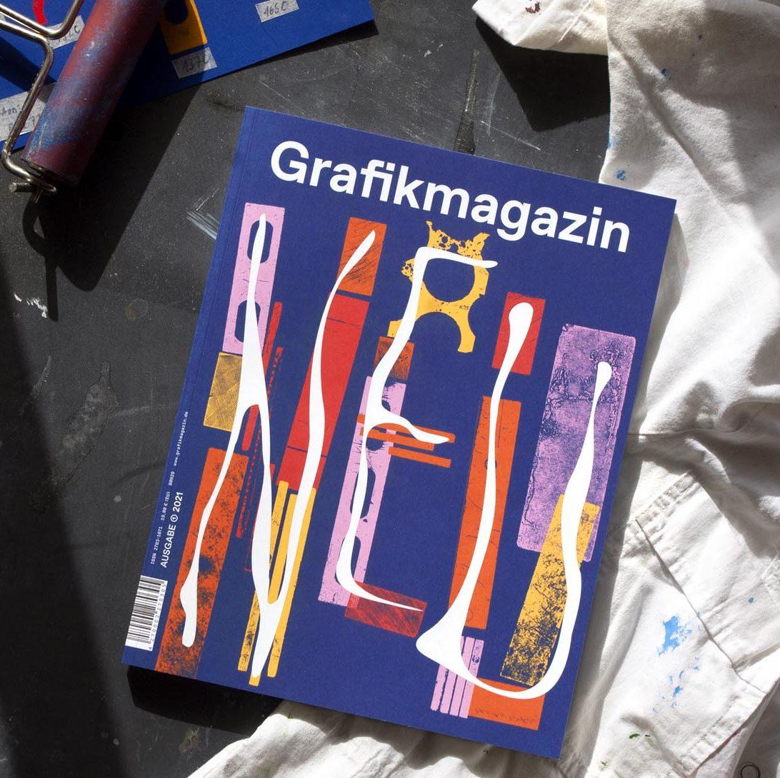 Grafikmagazin 01.21 (Print + Digital)