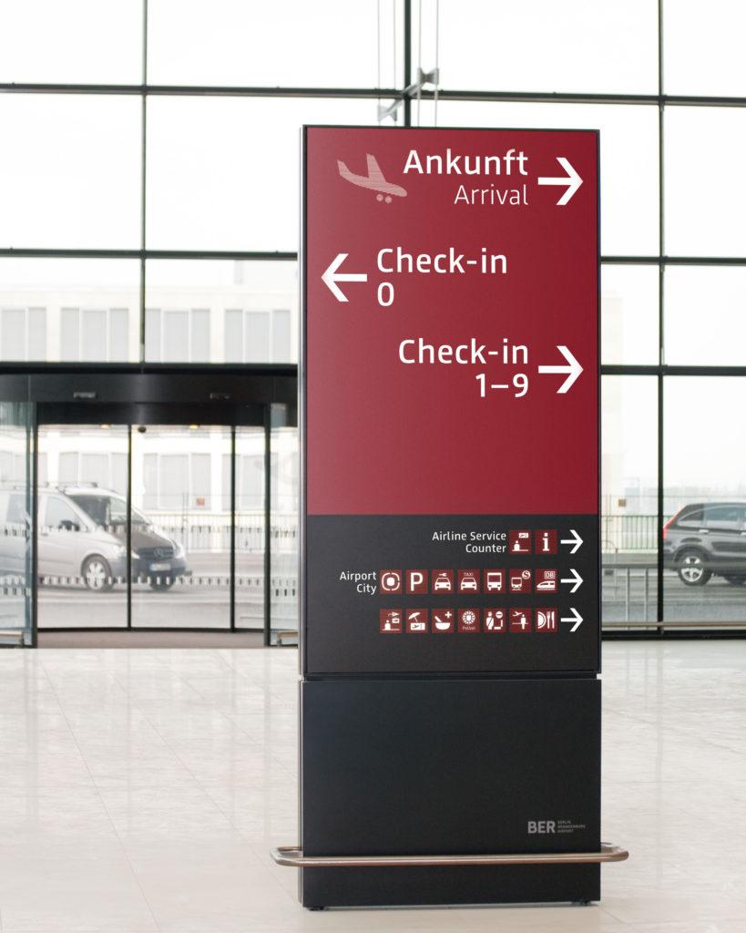 Was lange währt … ein Leitsystem für den Flughafen Berlin Brandenburg