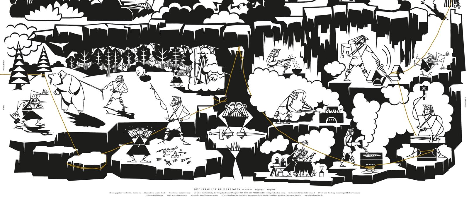 Der Ring des Nibelungen – eine Oper fürs Auge