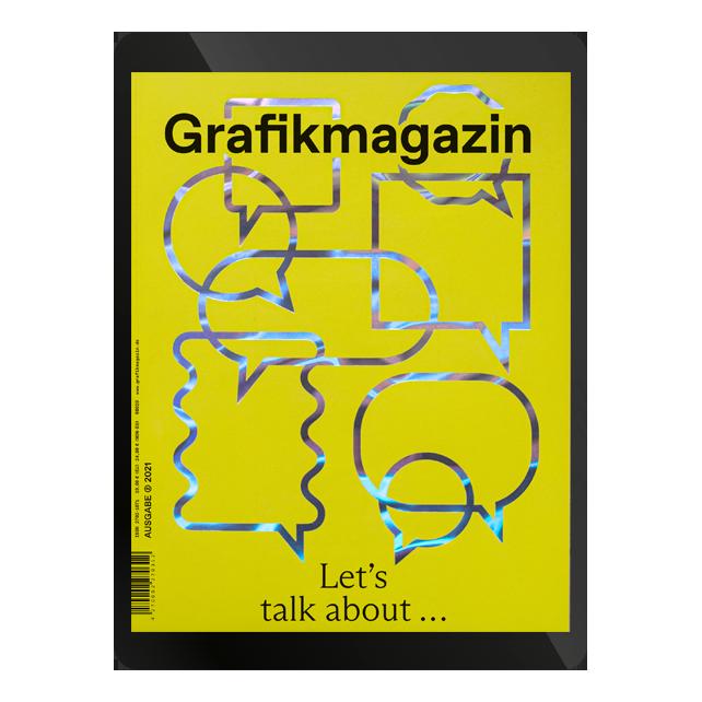 Grafikmagazin 02.21 (Digital)