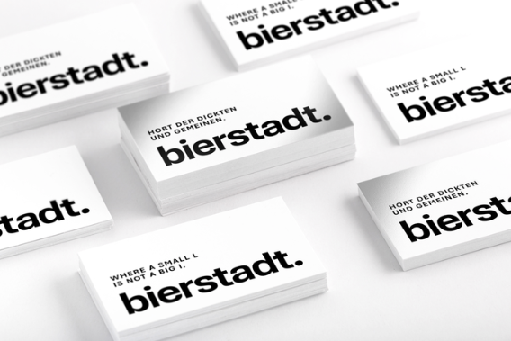 Standardschrift Microsoft Bierstadt