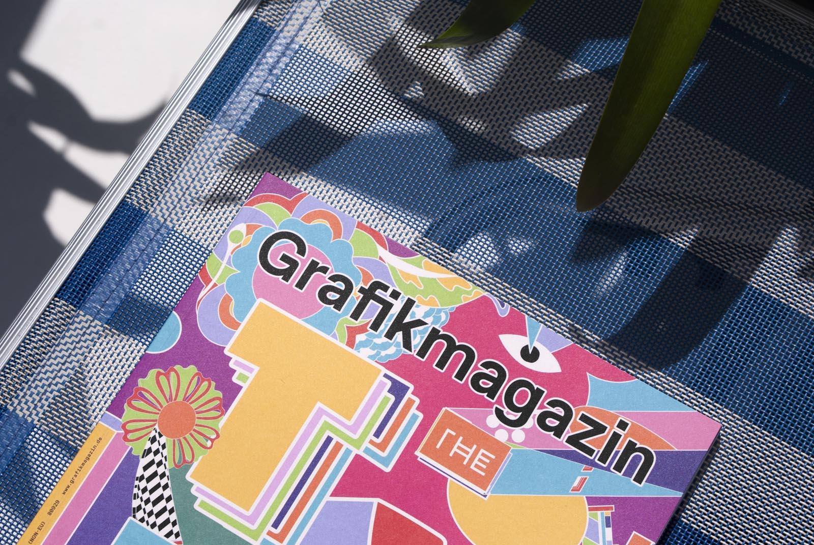 Grafikmagazin 04.21 – Schwerpunkt Typografie