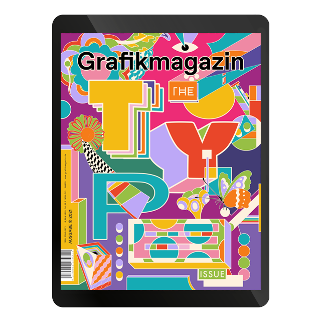 Grafikmagazin 04.21 (Digital)