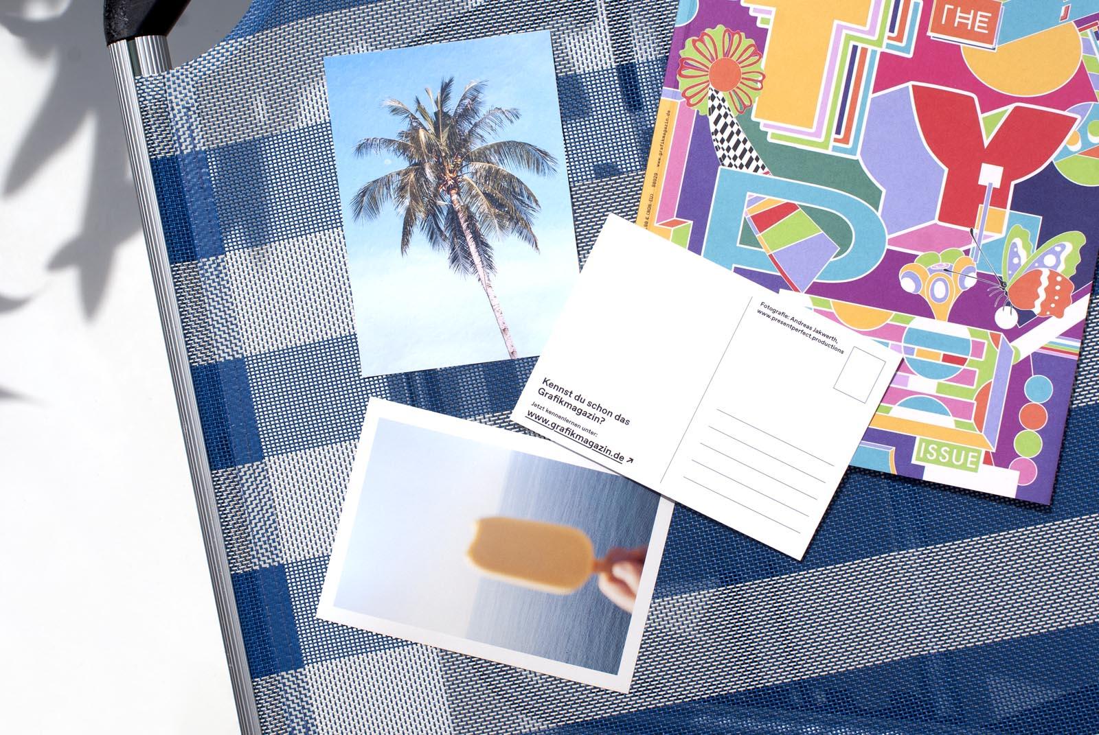 Tutorial für ONLINEPRINTERS-Postkarten